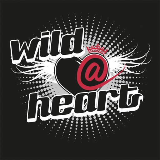 Das Logo der Wuppertaler Coverband Wild@Heart